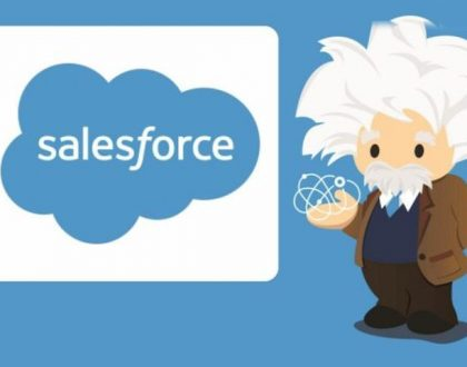 Salesforce CRM, CRM system, CRMsolution, Einstein analytics