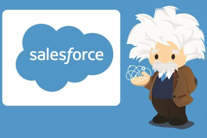 Salesforce CRM, CRM system, CRMsolution, Einstein analytics