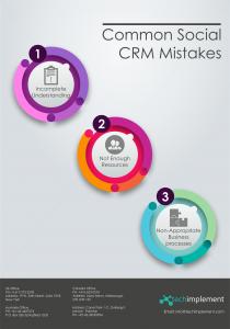 Social CRM Mistakes